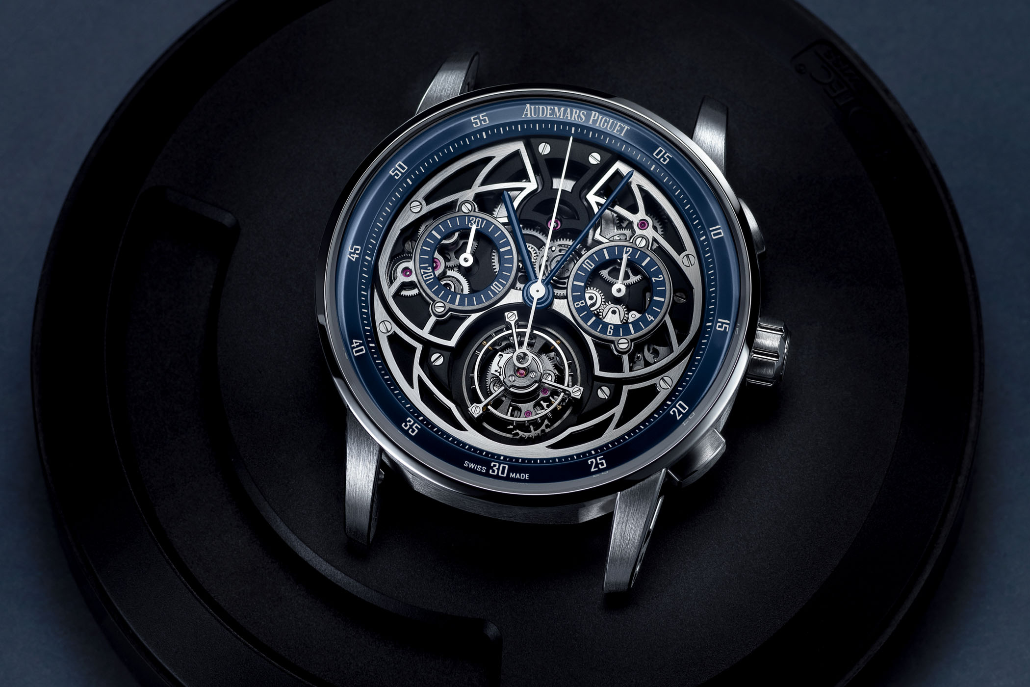Code 11.59 by Audemars Piguet Flying Tourbillon Chronograph