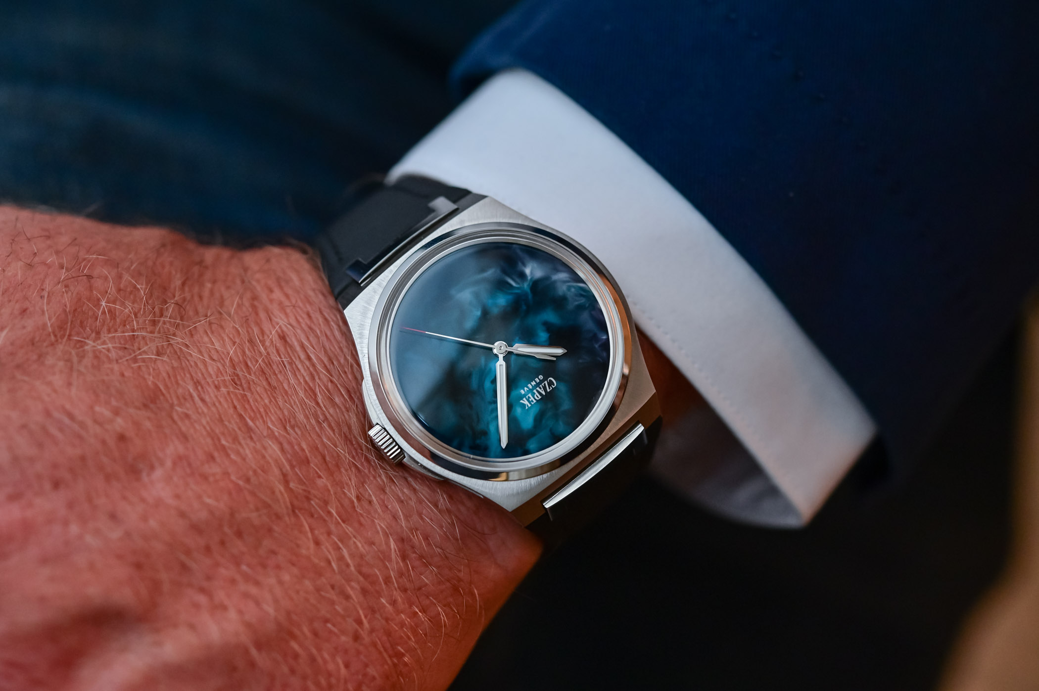 Czapek Antarctique Abyss Edition