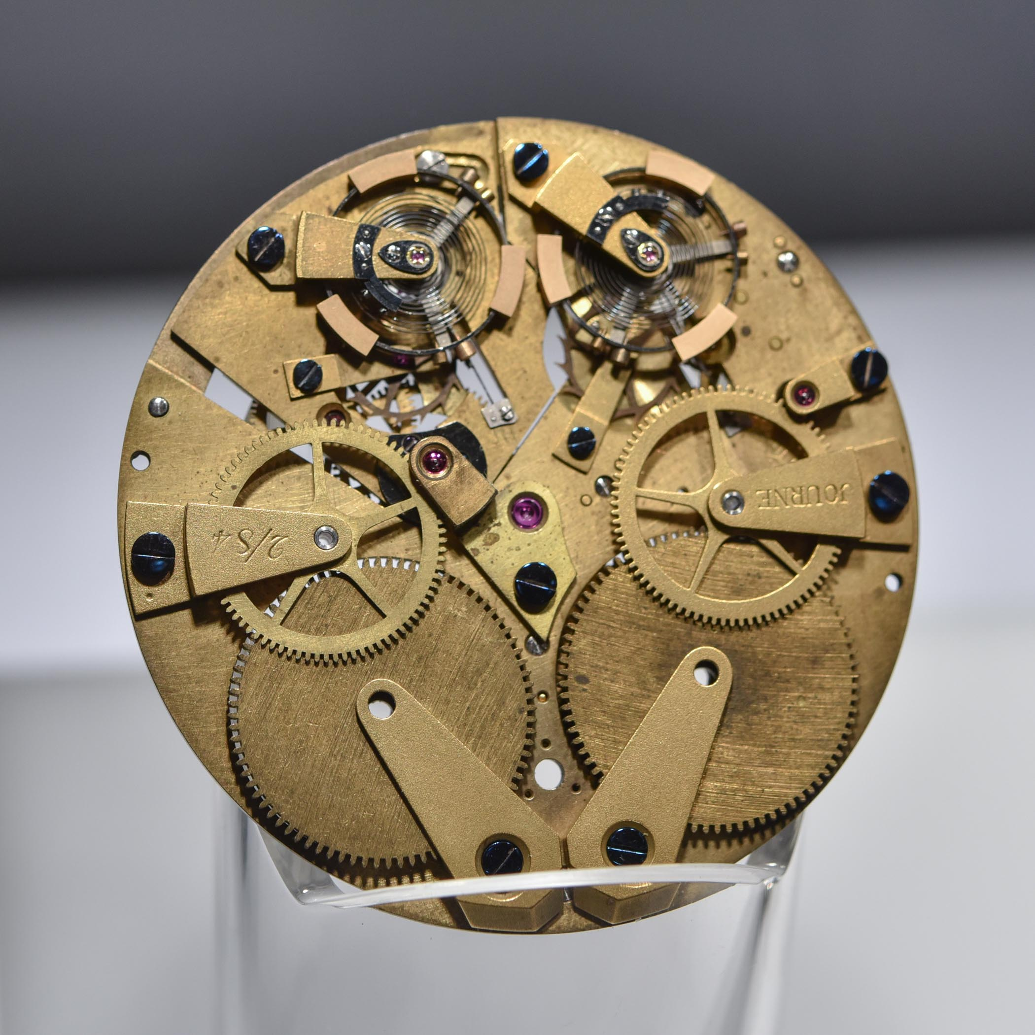 F.P. Journe Chronometre a Resonance prototype