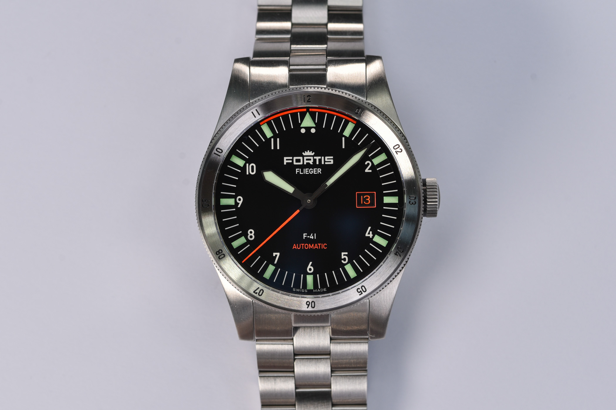 Fortis Flieger F-41 Automatic - Fortis Flieger F-39 Automatic - 1