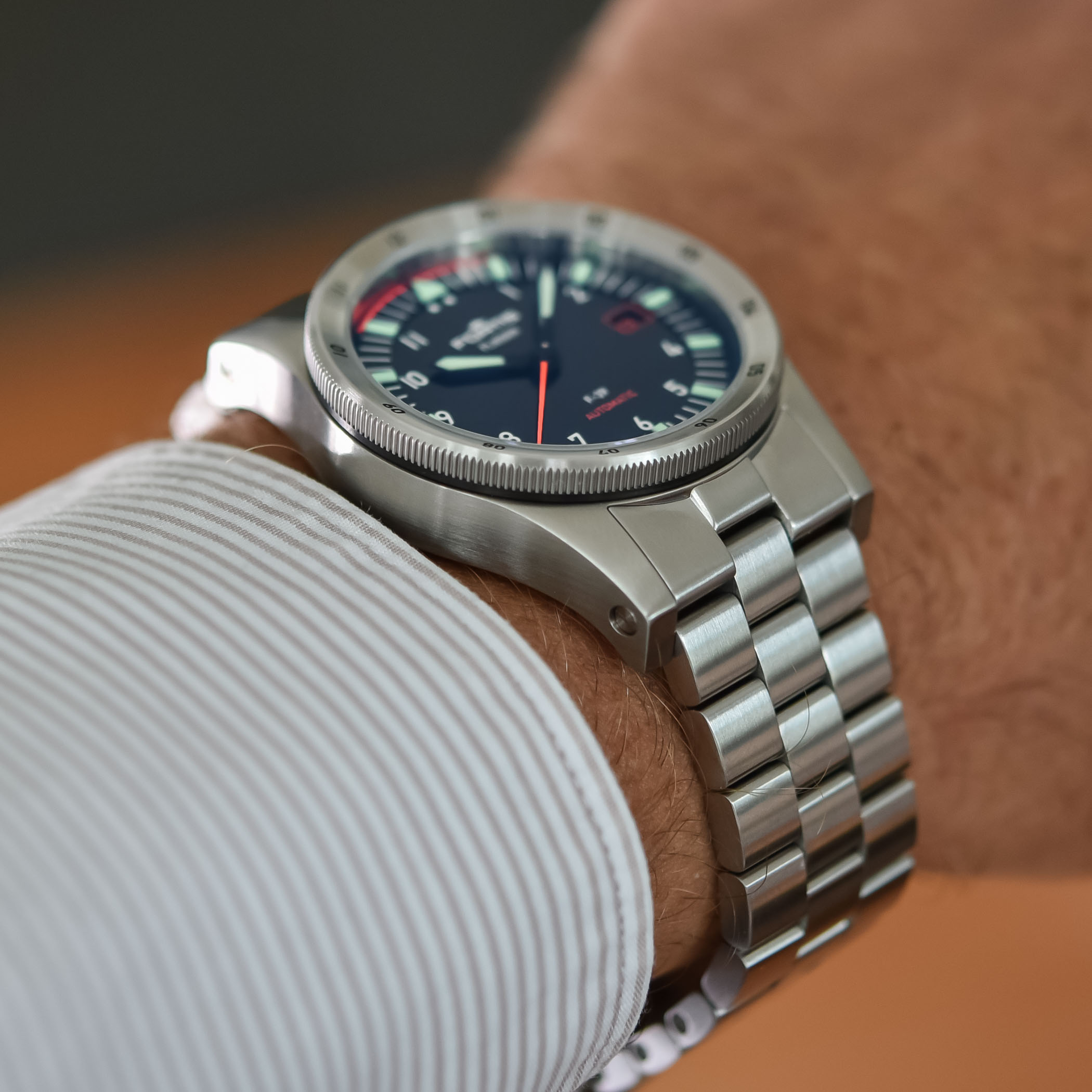 Fortis Flieger F-41 Automatic - Fortis Flieger F-39 Automatic - 4