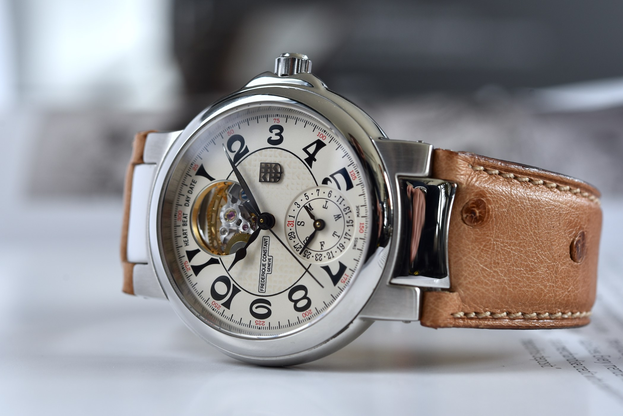 Frederique Constant Highlife 1999