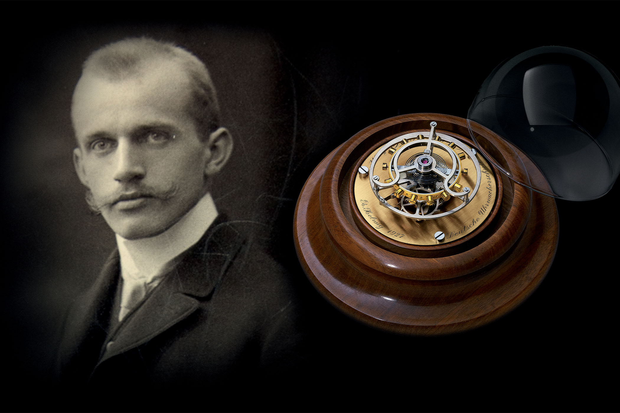 Glashutte Original Alfred Helwig Tourbillon 1920 - Limited Edition
