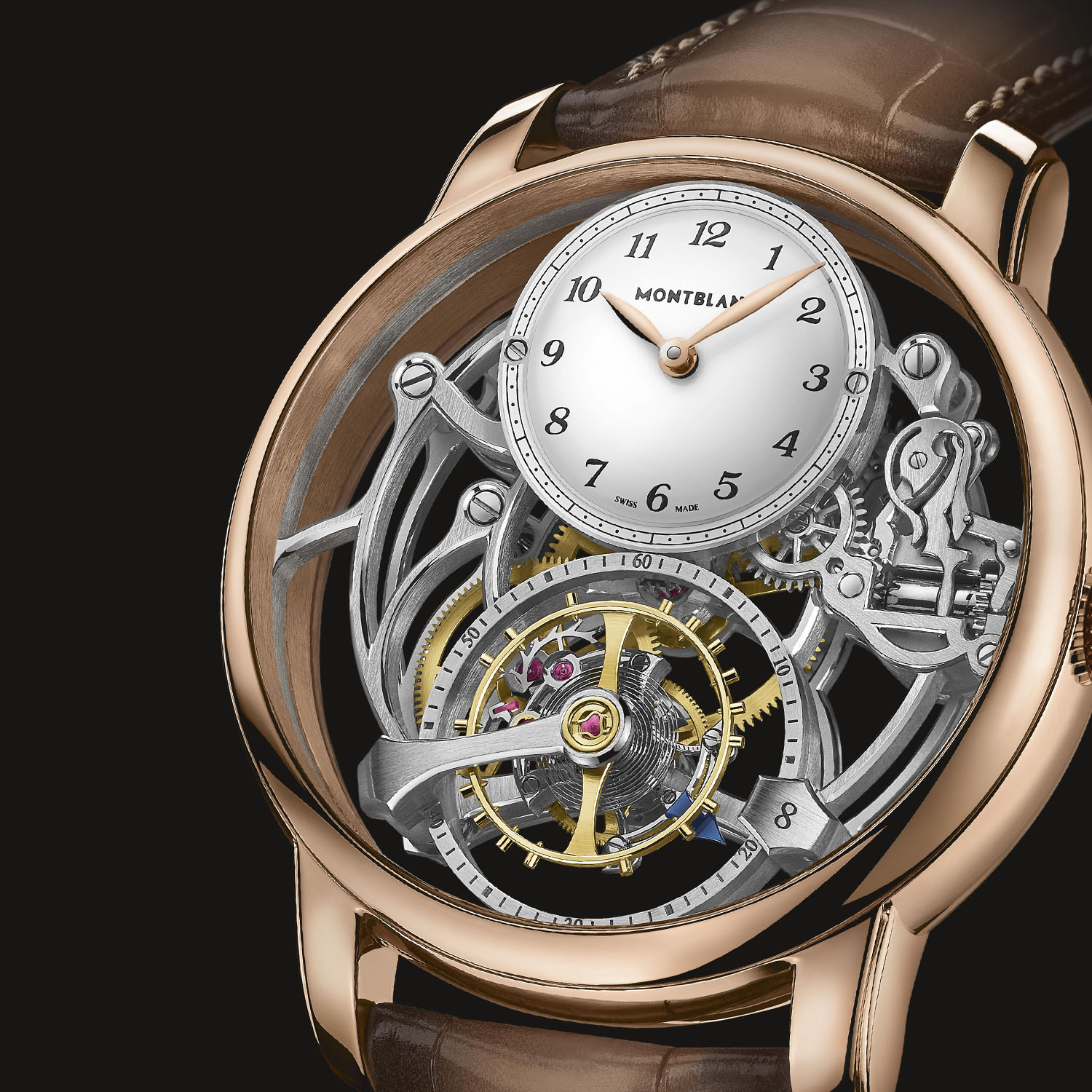 Montblanc Star Legacy Exo Tourbillon Skeleton LE8