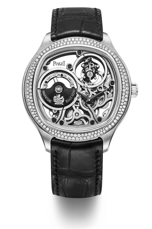 Piaget Polo Emperador Skeleton Tourbillon Jewelry Collection 2020 - 1