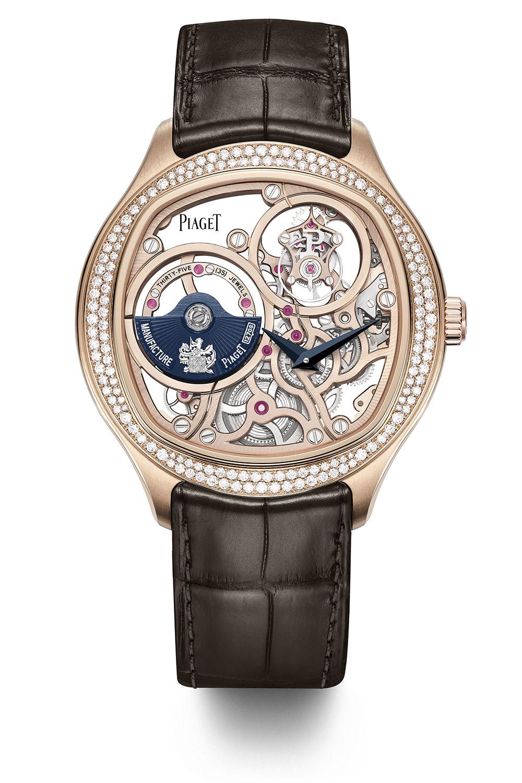 Piaget Polo Emperador Skeleton Tourbillon Jewelry Collection 2020 - 2