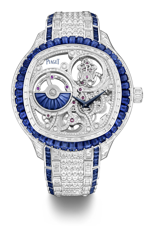 Piaget Polo Emperador Skeleton Tourbillon Jewelry Collection 2020 - 8