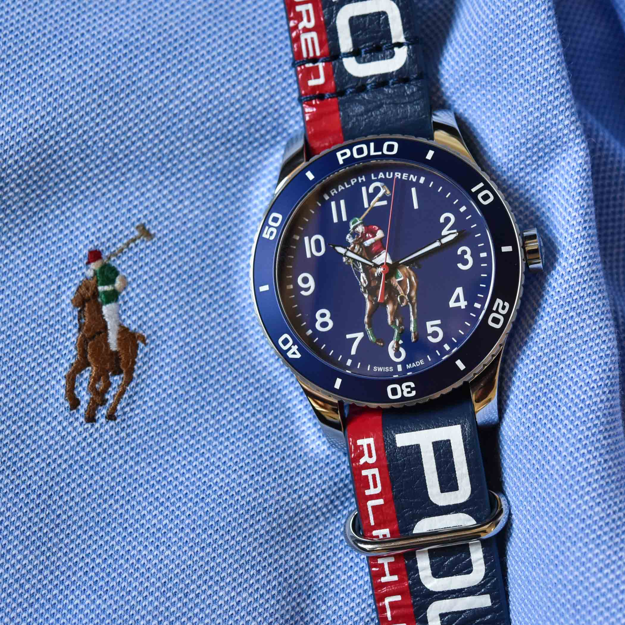 2020 Ralph Lauren Polo Watch Collection