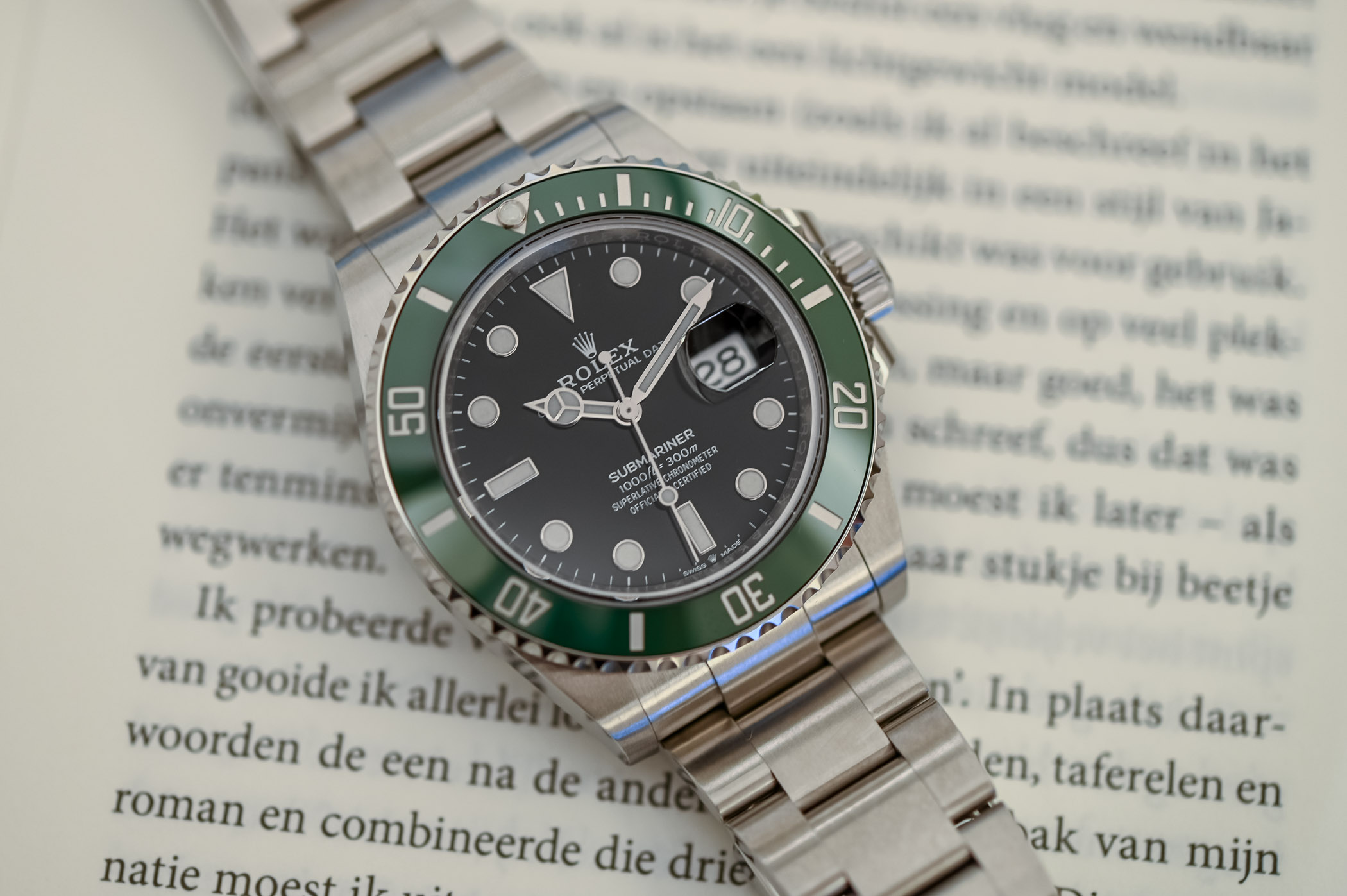 Rolex Submariner Date 41mm Kermit 126610LV and Black 126610LN - 2