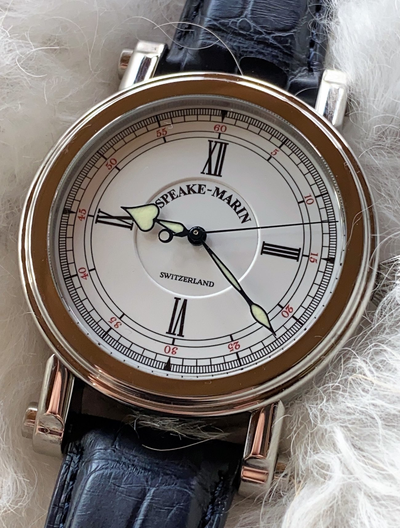 The Collectors Series - Speake-Marin Marin 1 Mk1