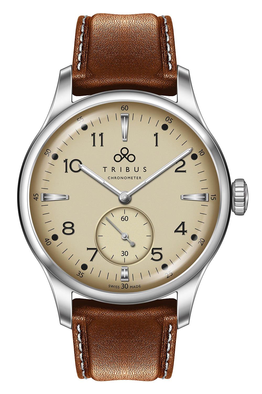 Tribus TRI-01 Small Second chronometer - 1
