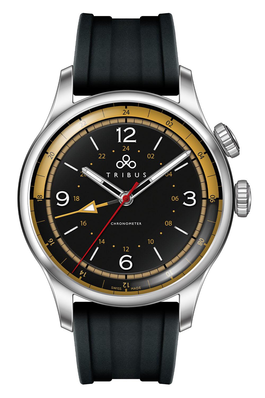 Tribus TRI-02 GMT 3 Timezone - 1