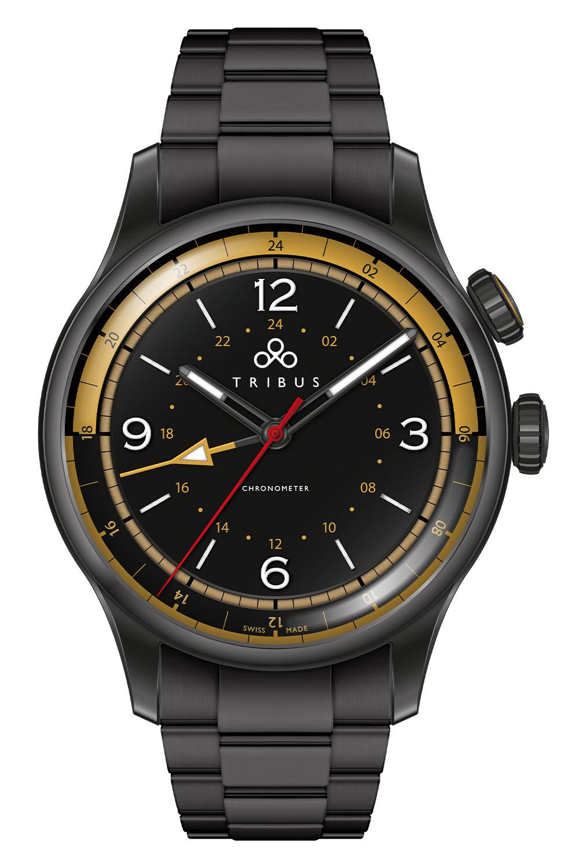 Tribus TRI-02 GMT 3 Timezone - 2