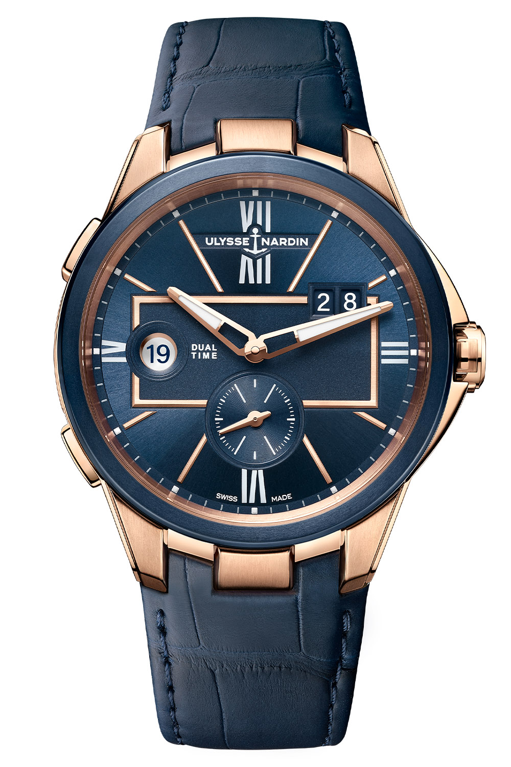 Ulysse Nardin Dual Time 42mm Collection 2020 - 1