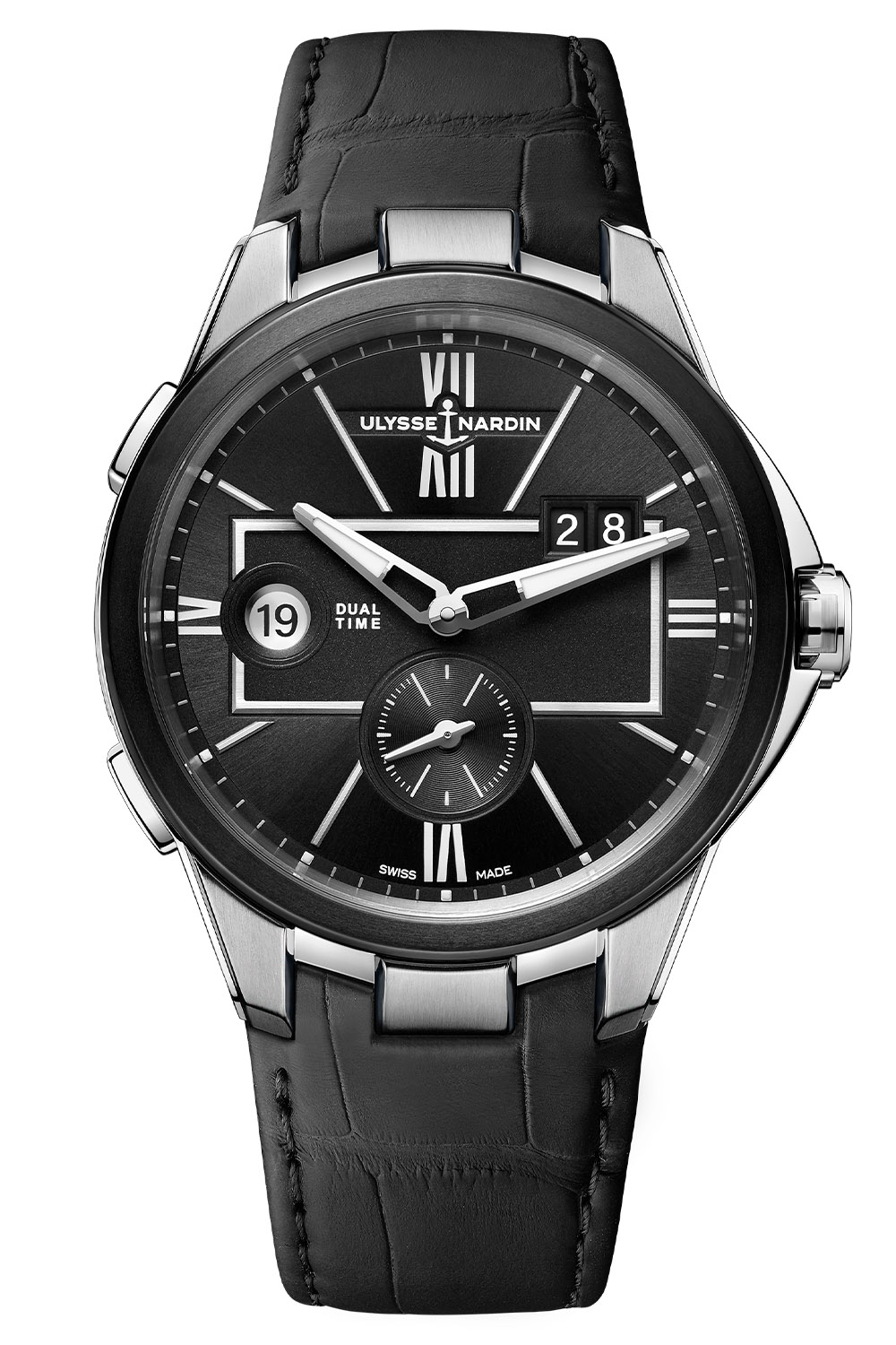 Ulysse Nardin Dual Time 42mm Collection 2020 - 7