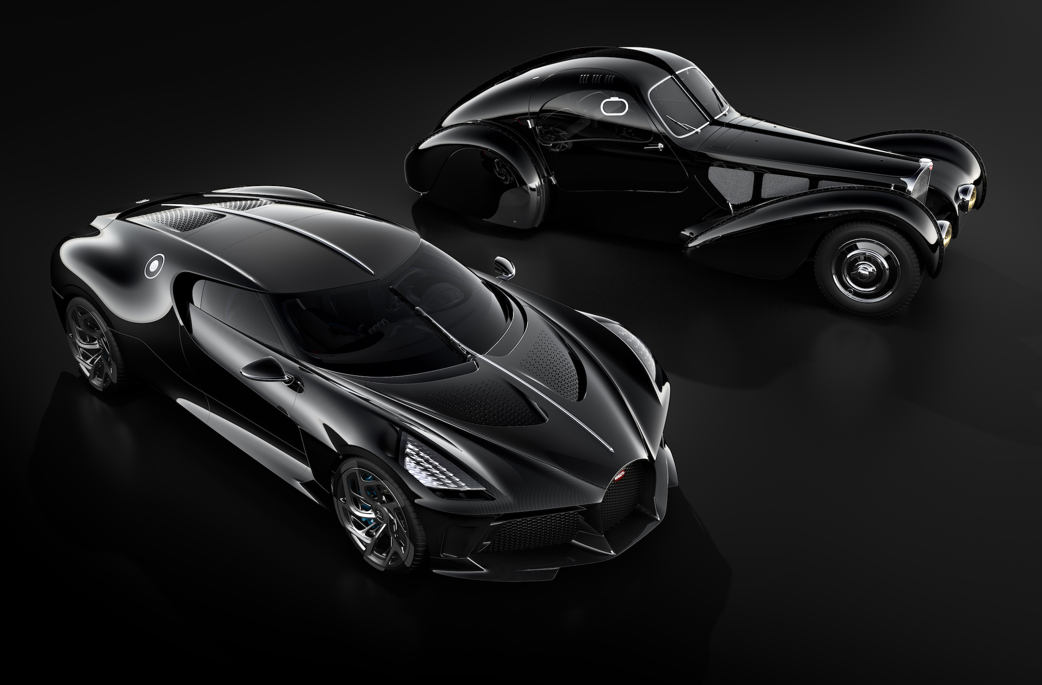 Jacob & Co Twin Turbo Furious Bugatti La Montre Noire