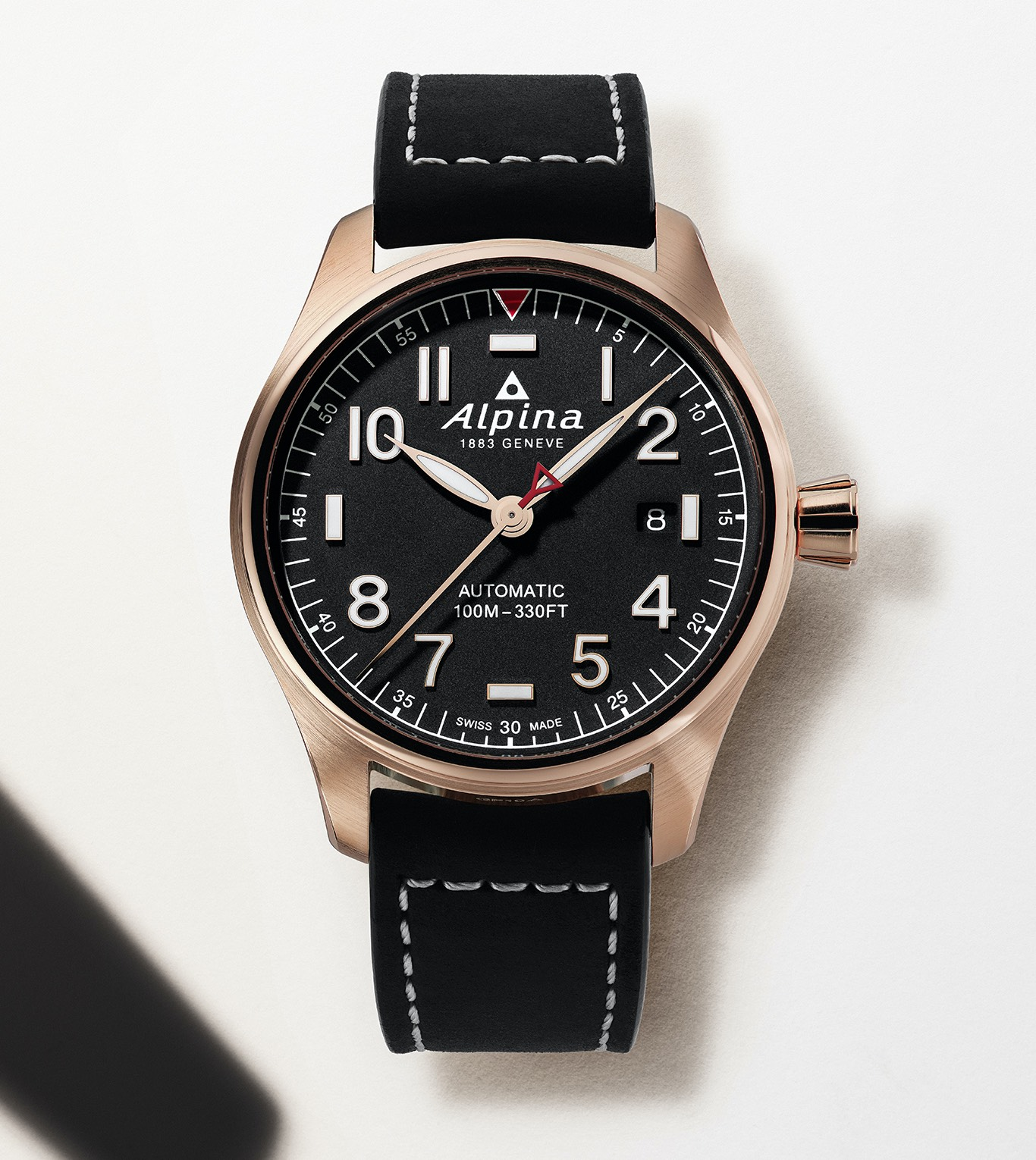 Alpina Startimer Pilots Automatic 40mm Collection