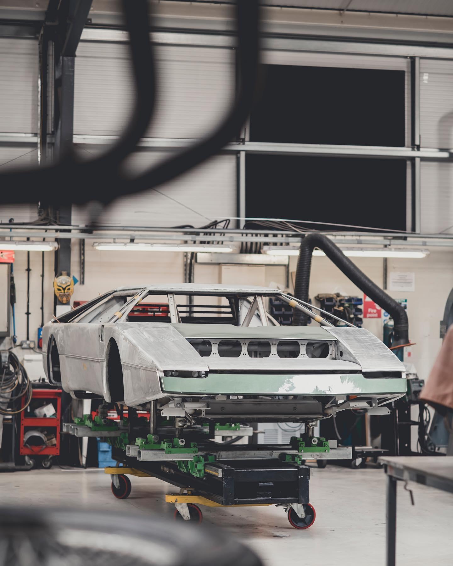 Aston Martin Bulldog - 1