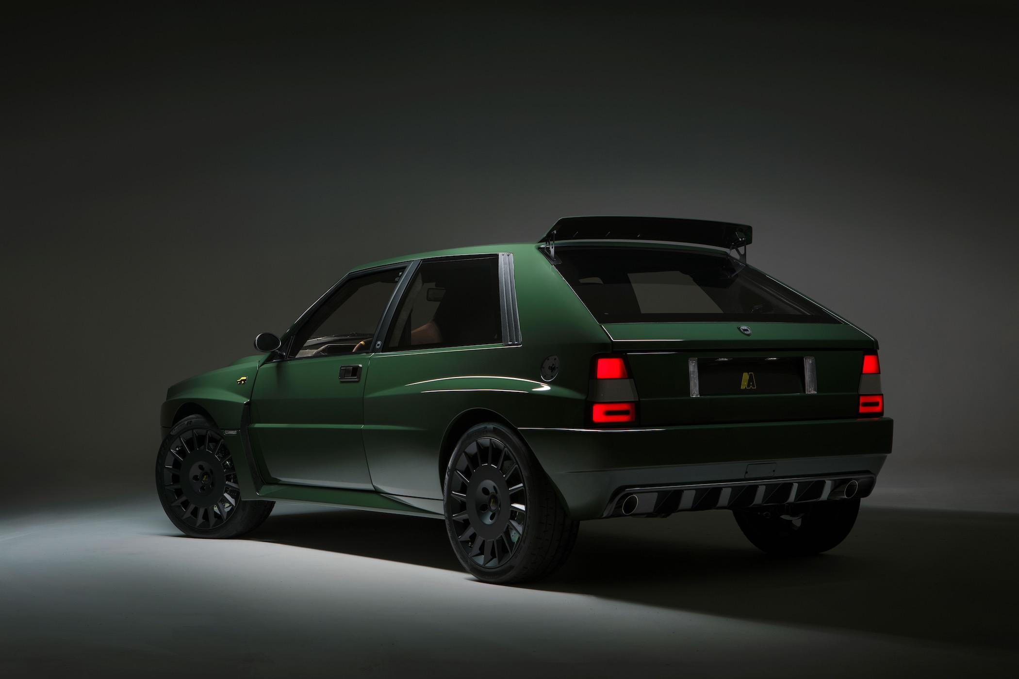 Automobili Amos Lancia Delta Futurista - Ressence - 1