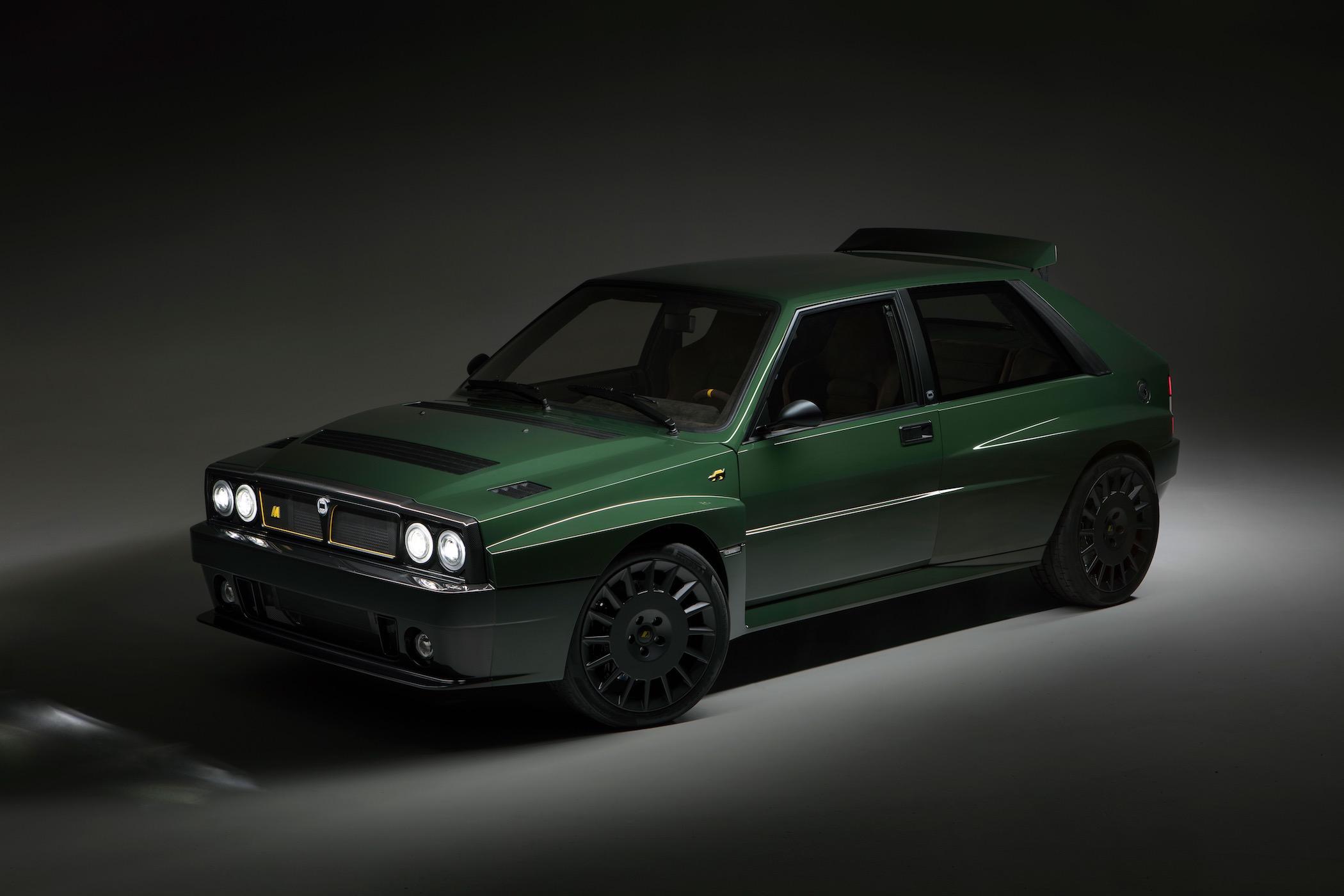 Automobili Amos Lancia Delta Futurista - Ressence - 2