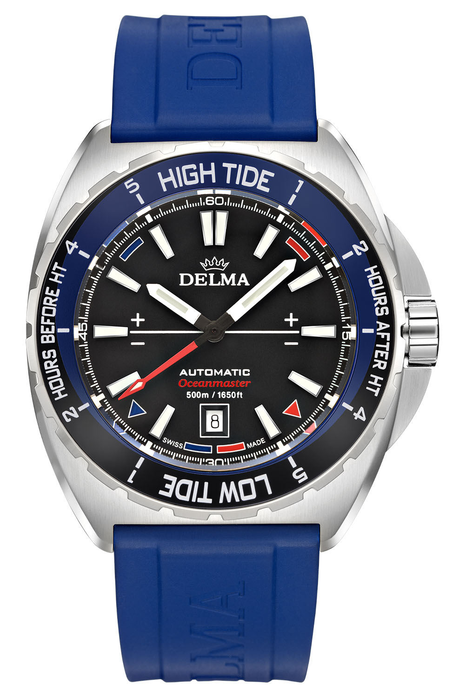 Delma Oceanmaster Tide Automatic