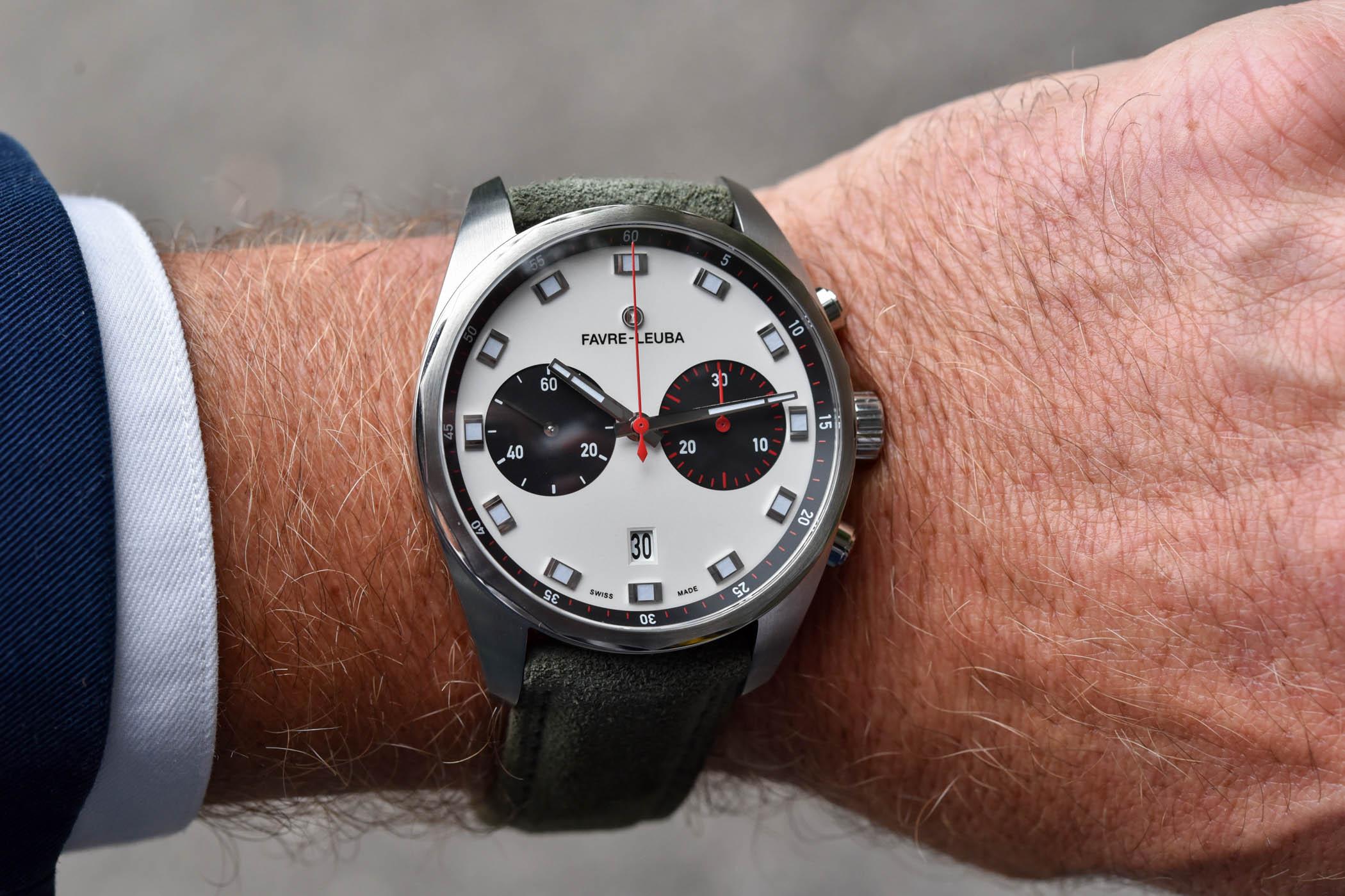 Favre-Leuba Sky Chief Chronograph 43mm Collection 2020 - 1