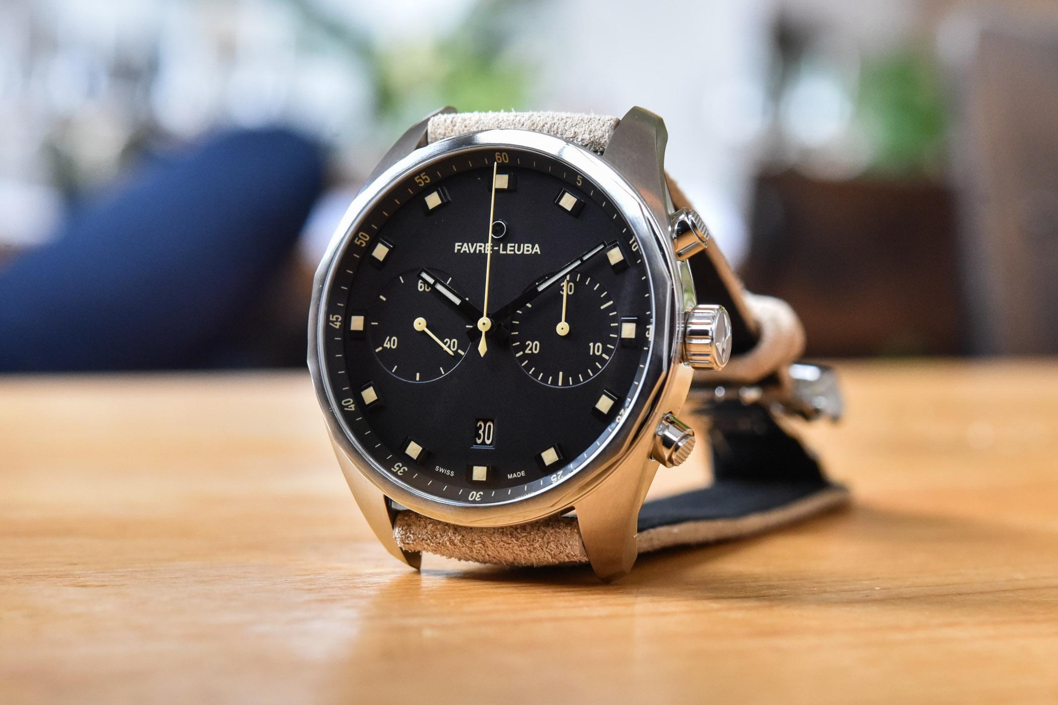 Favre-Leuba Sky Chief Chronograph 43mm Collection 2020 - 6