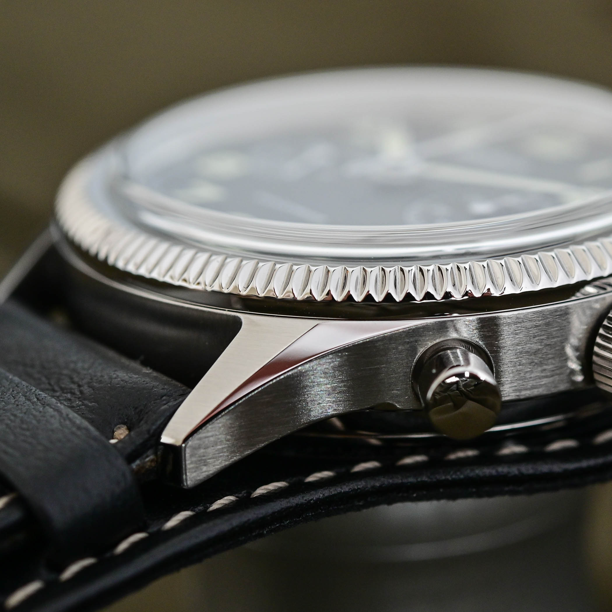 Hanhart 417 ES Reissue Pilot Chronograph