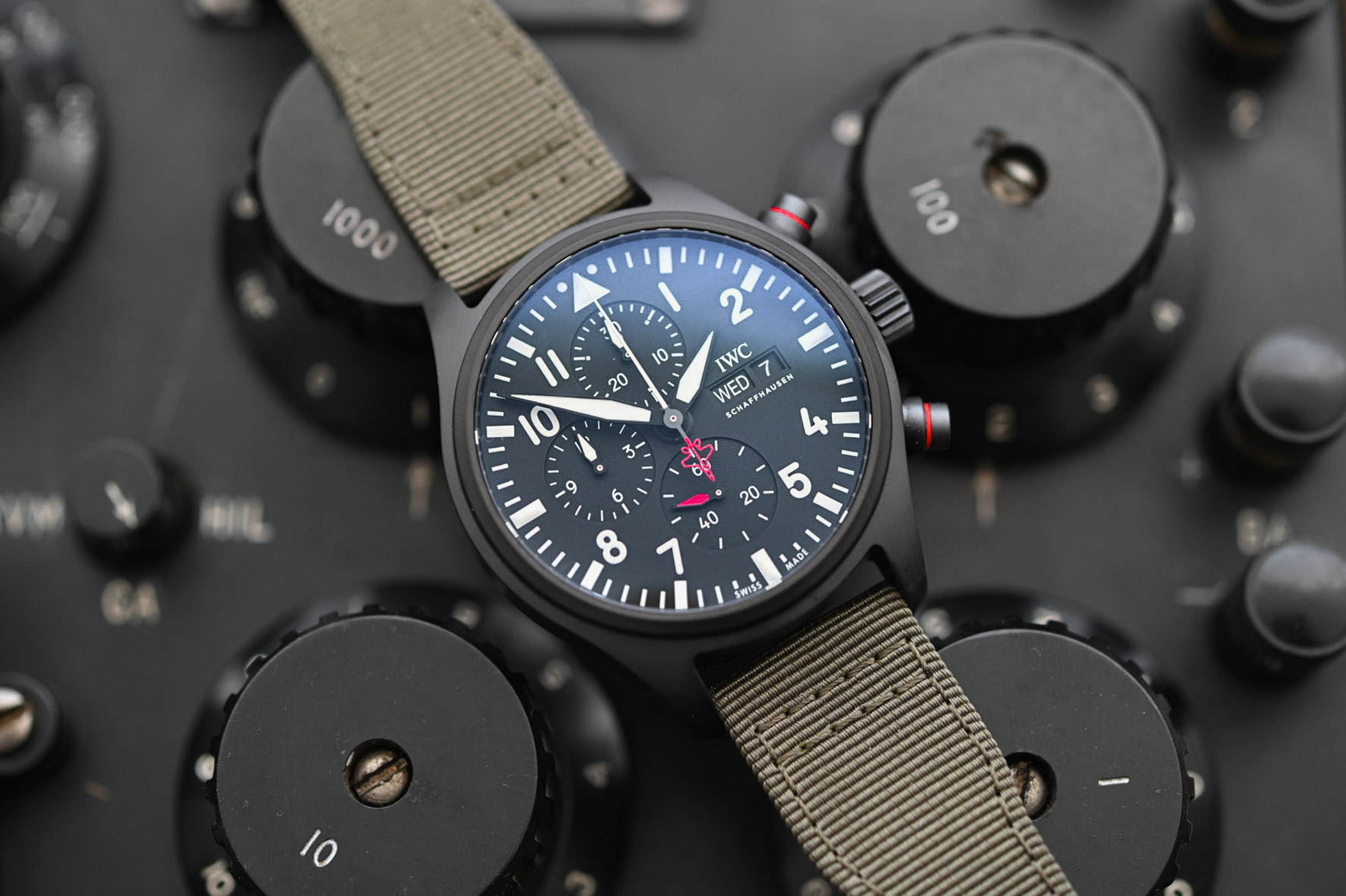 IWC Pilots Watch Chronograph TOP GUN Edition SFTI - IW389104