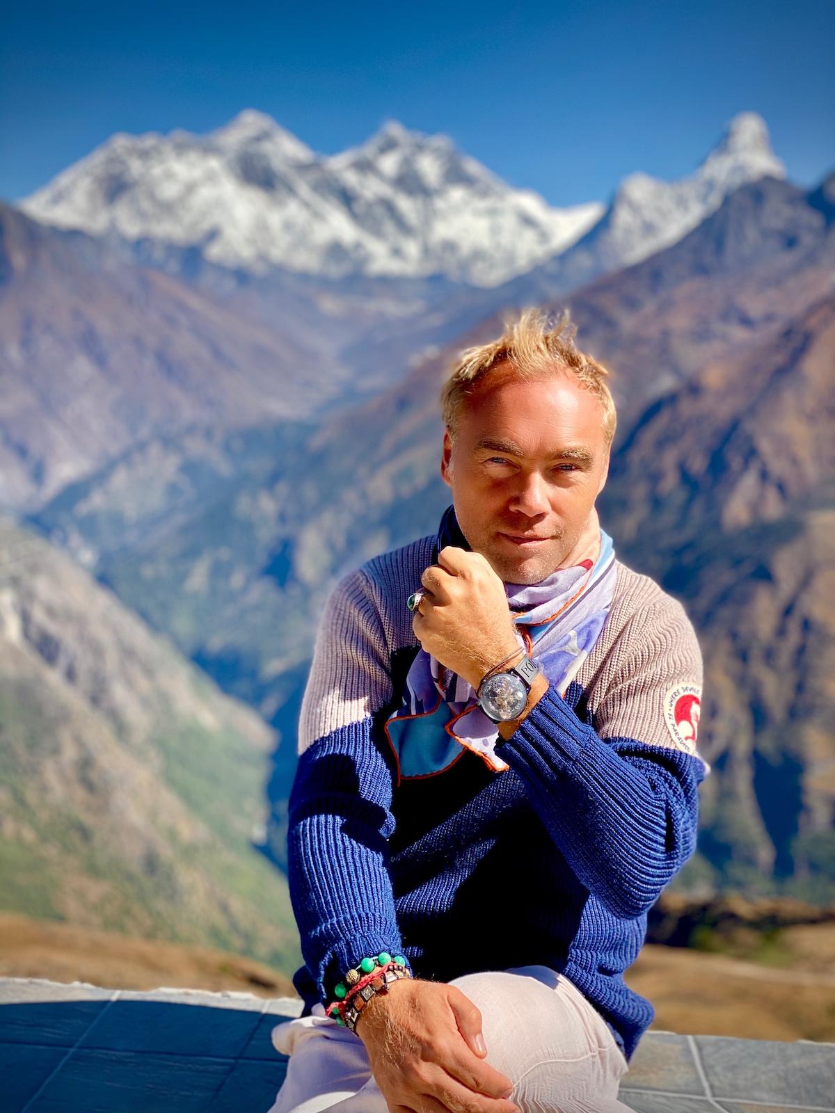 Jacob & Co. Astronomia Everest Johan Ernst Nilson
