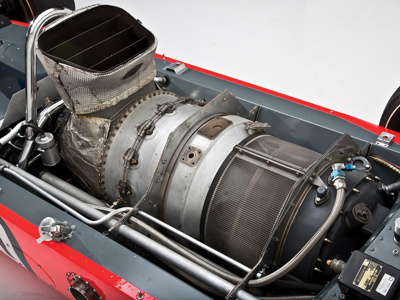 Lotus 56 turbine - 1