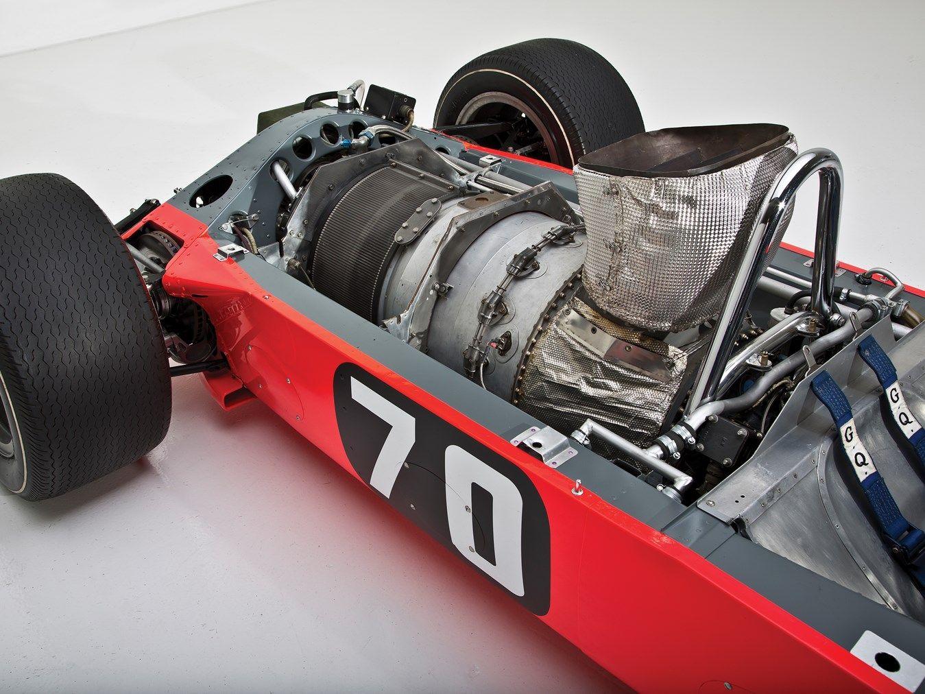 Lotus 56 turbine - 2