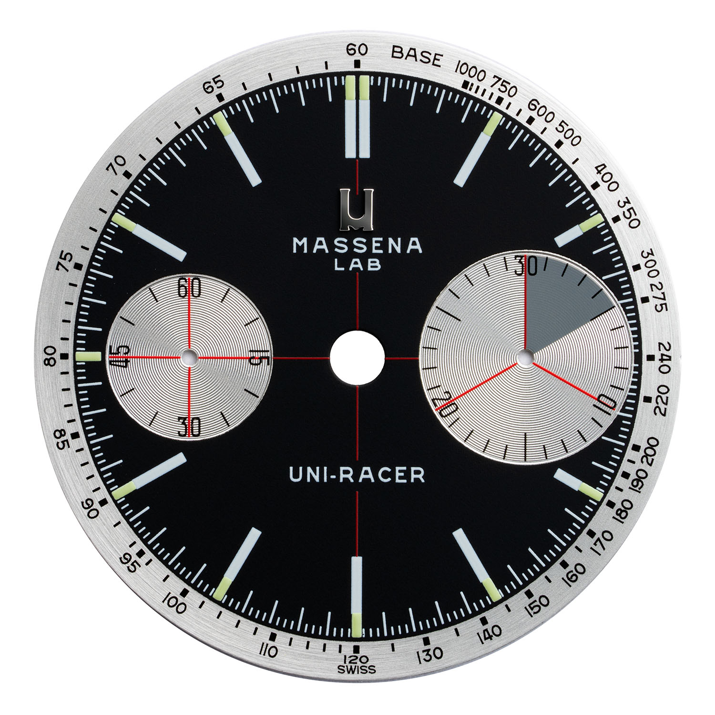 Massena LAB Uni-Racer Chronograph - 8