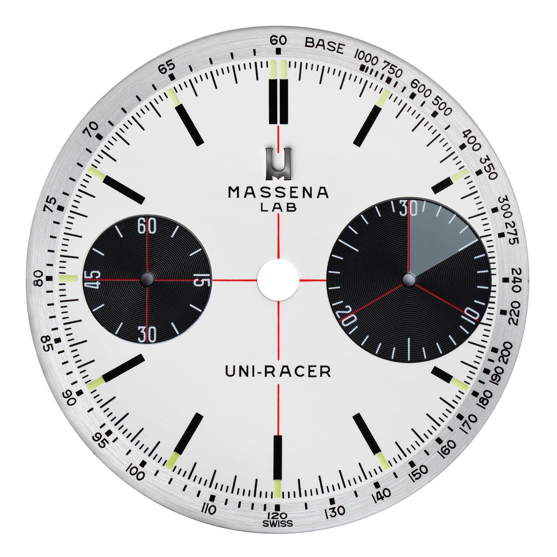 Massena LAB Uni-Racer Chronograph - 9