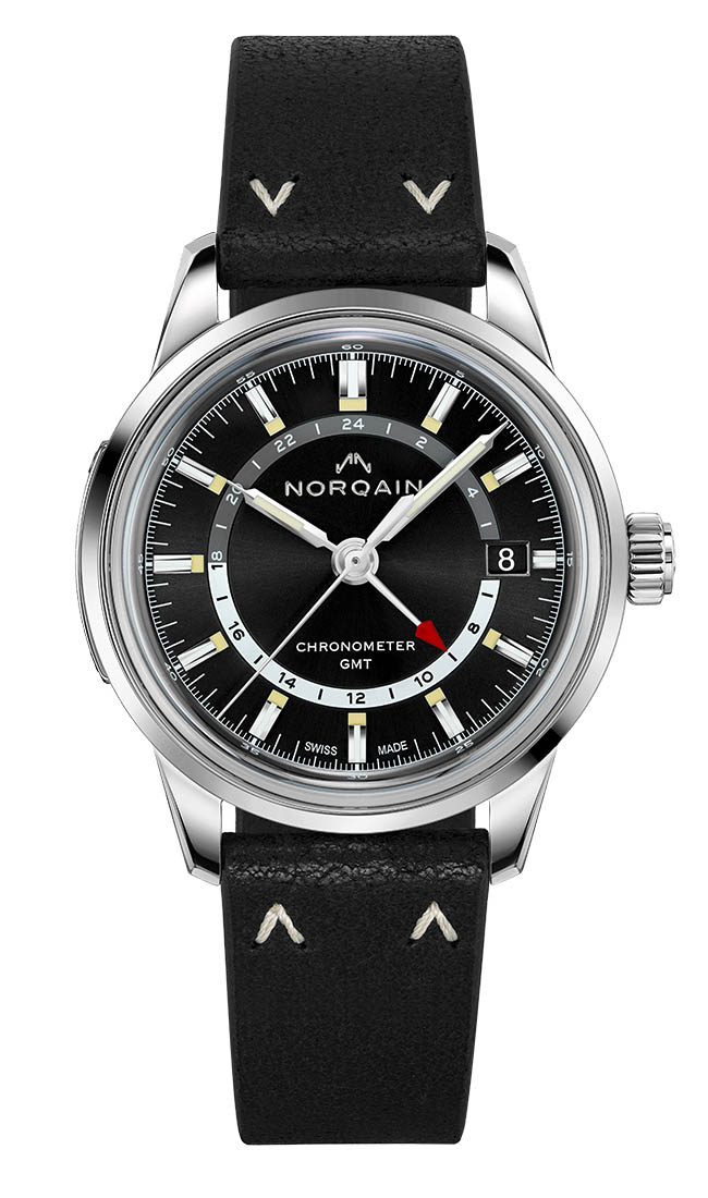 Norqain Freedom 60 GMT