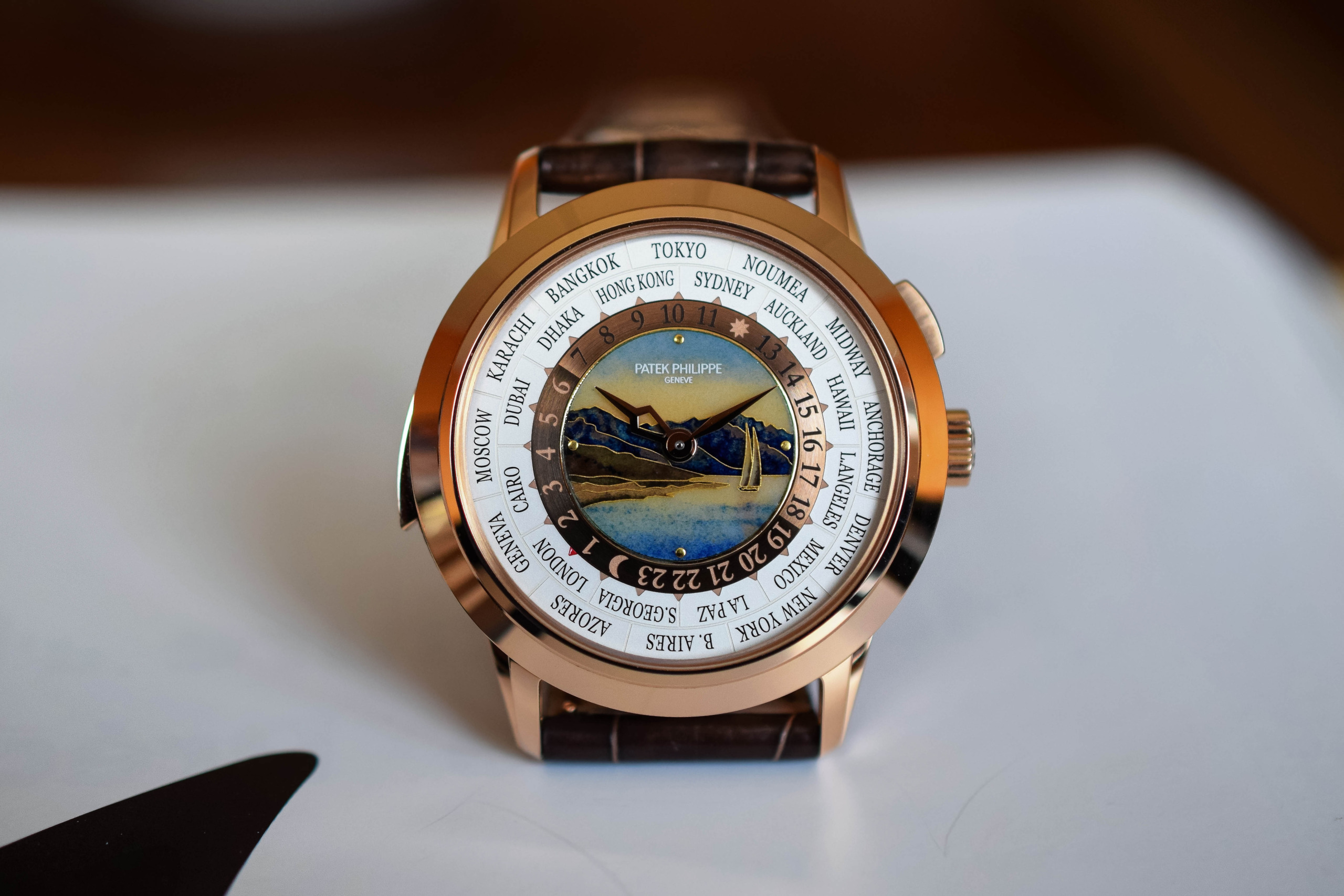 Patek Philippe Rare Handcrafts 2020 Exhibition in Geneva