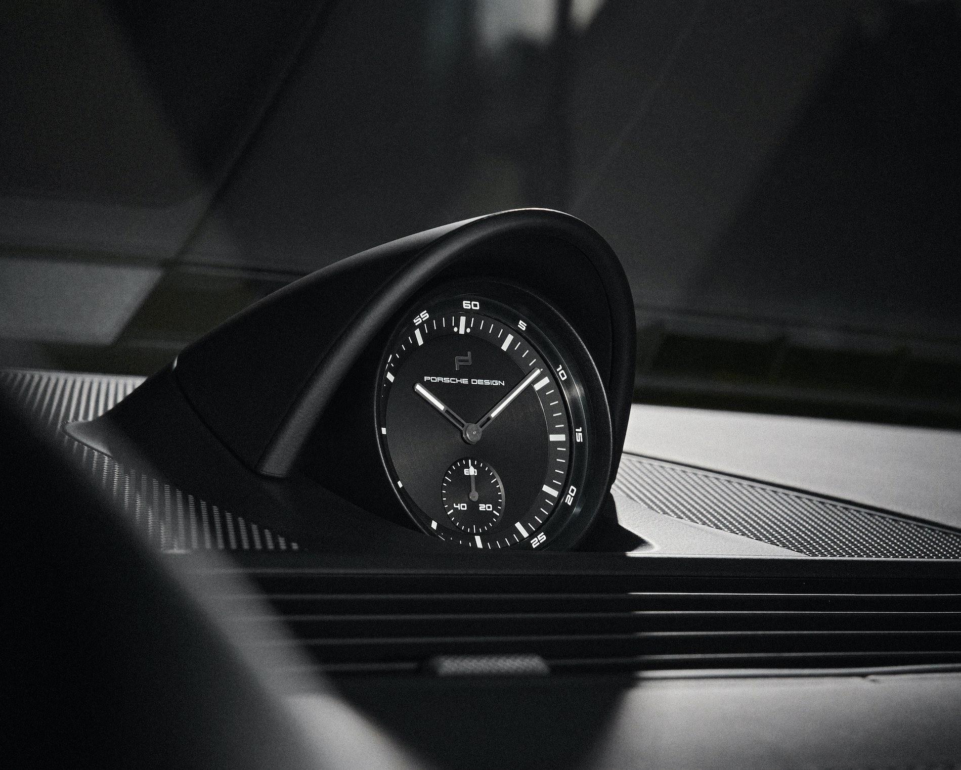 Porsche Design Sport Chrono Sub Second Panamera - 21