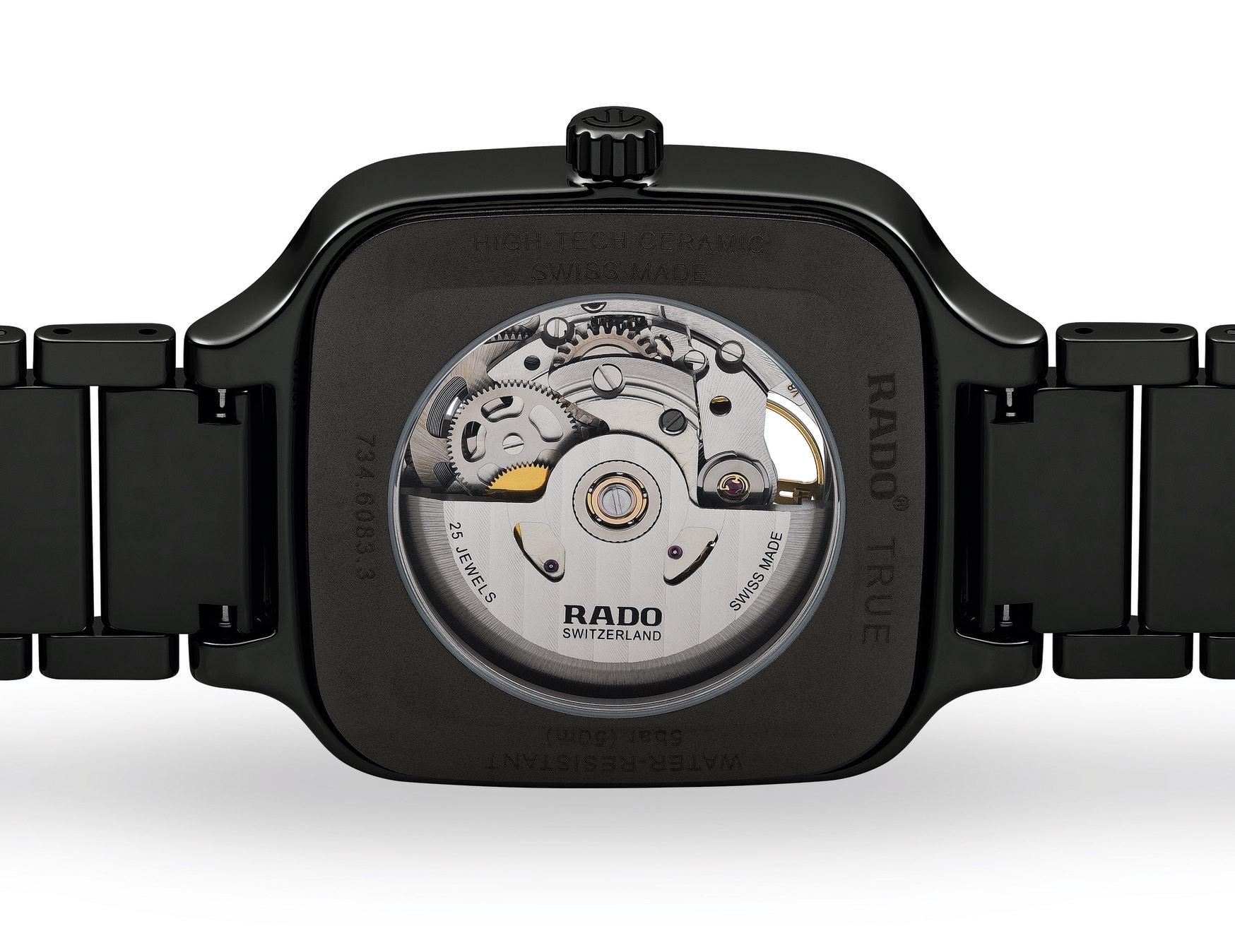 Rado True Square Automatic Collection 2020