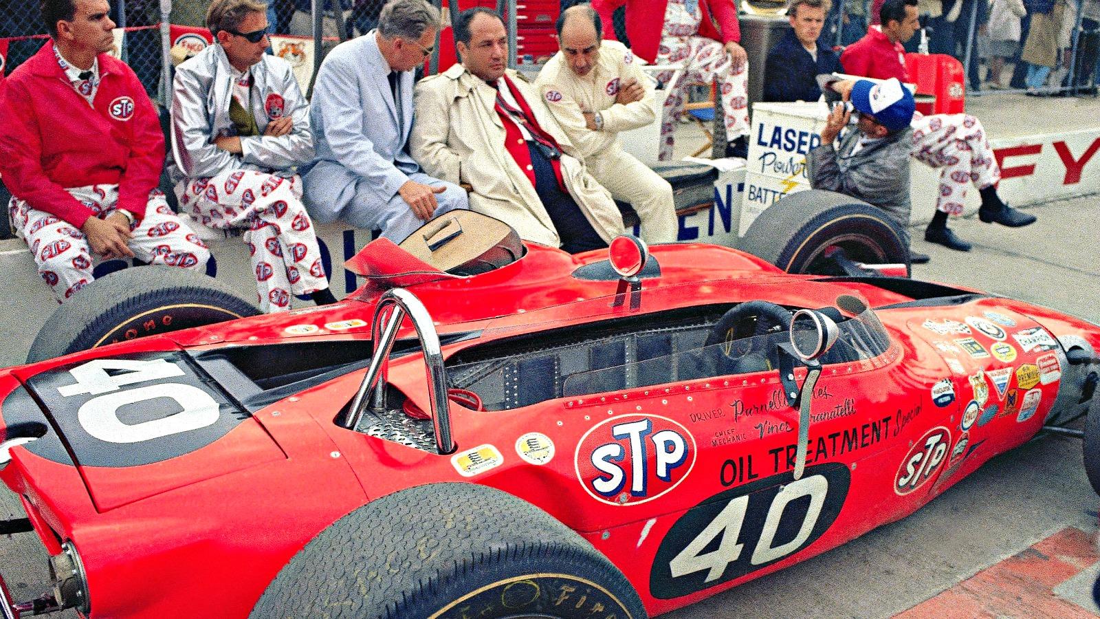 STP-Paxton Turbocar - 3