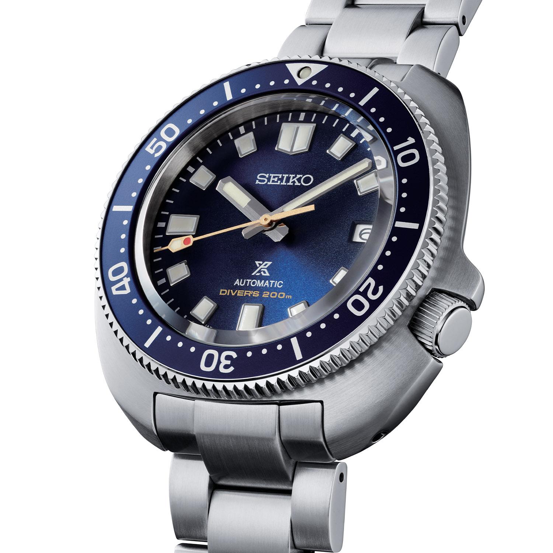 Seiko Prospex Diver 55th Anniversary SPB183J1 - 3