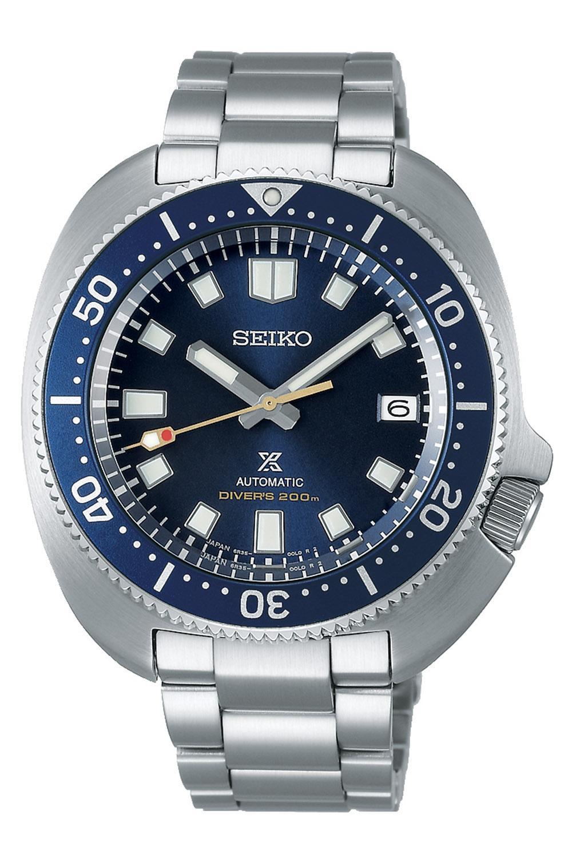 Seiko Prospex Diver 55th Anniversary SPB183J1 - 4