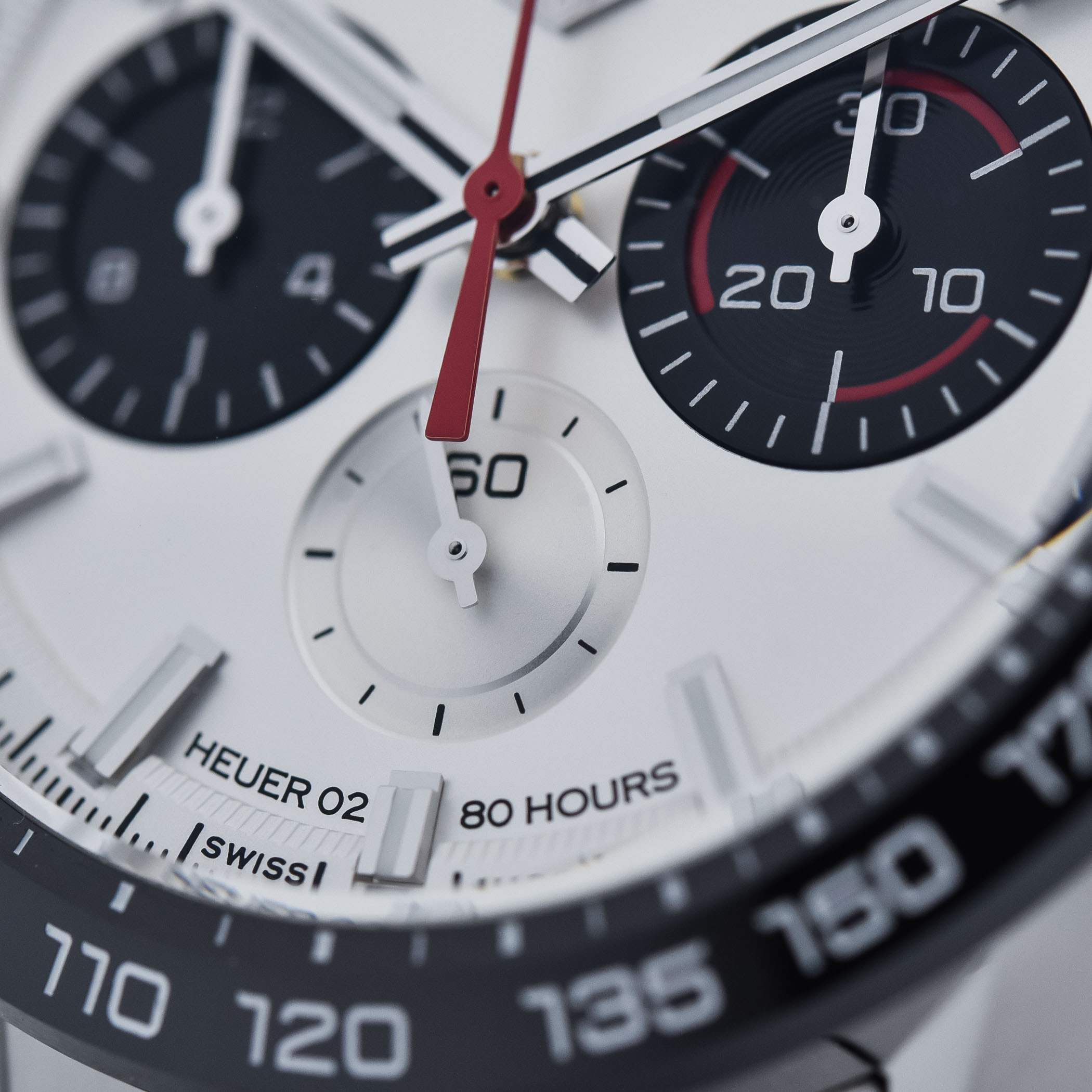 TAG Heuer Carrera Sport Chronograph 160 Years Special Edition Dato 45