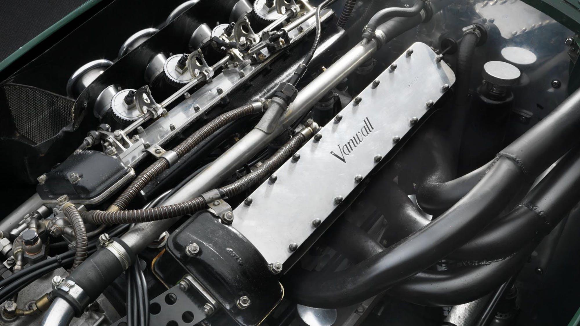 Vanwall F1 Continuation - 4