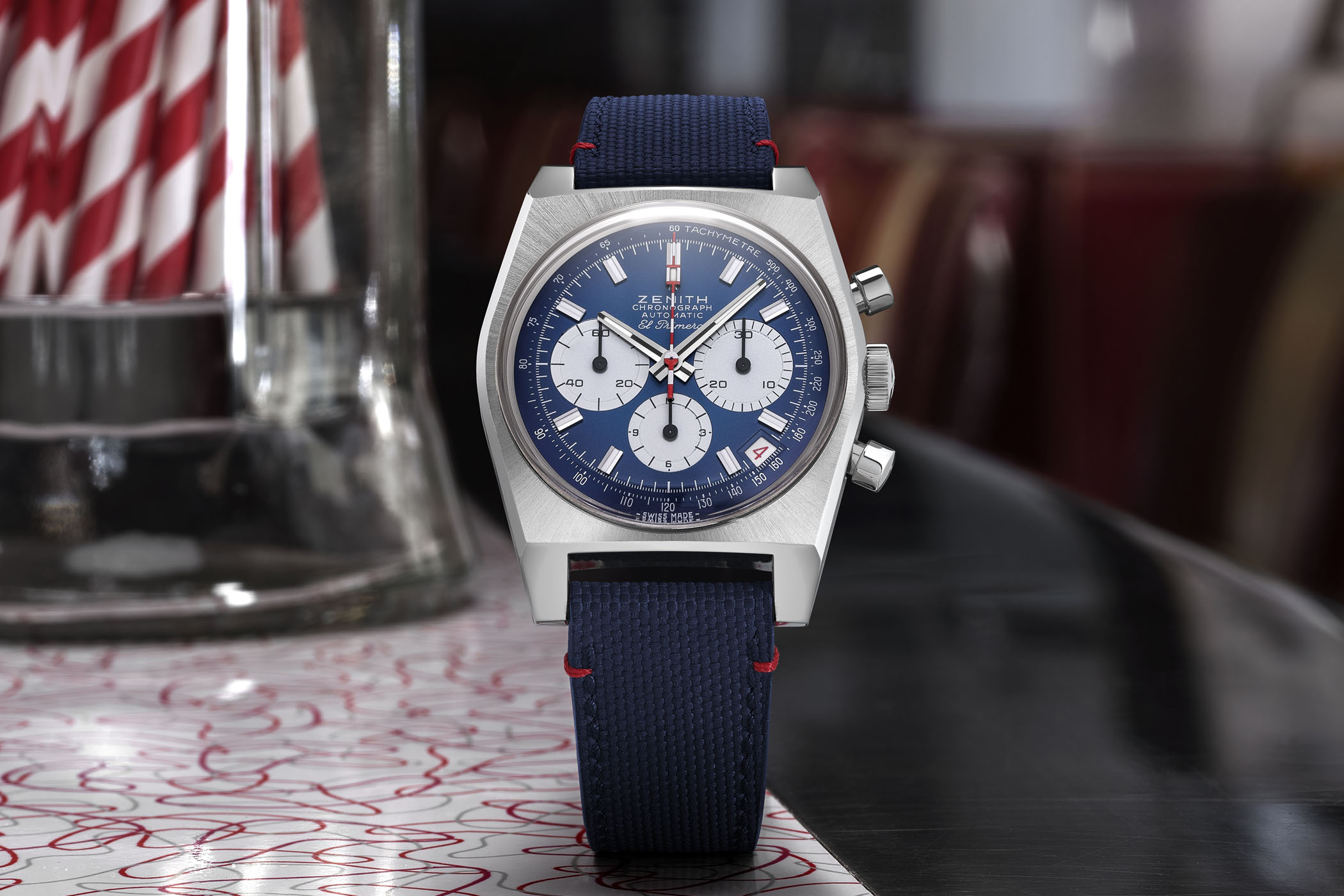 Zenith Chronomaster Revival Liberty A384