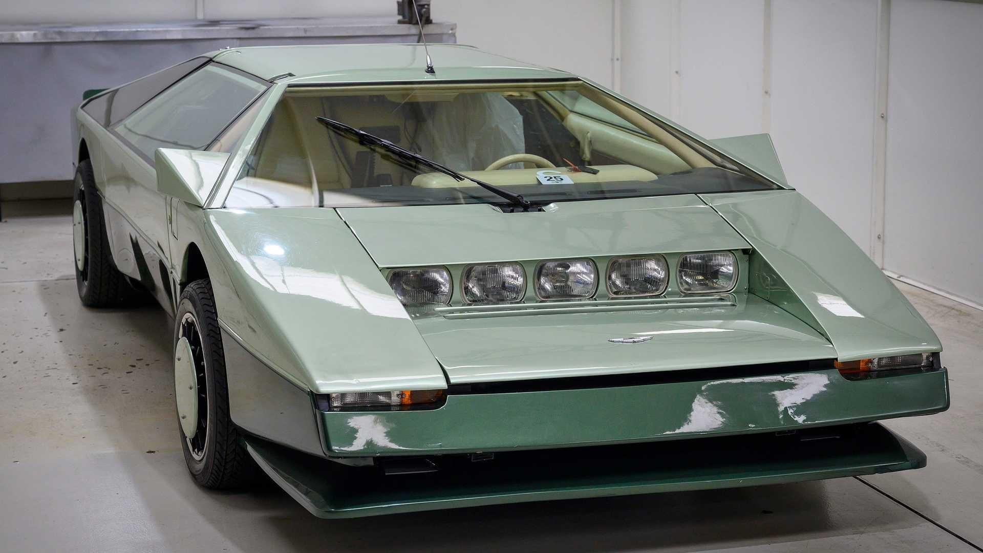 The Petrolhead Corner The Story Of The Aston Martin Bulldog
