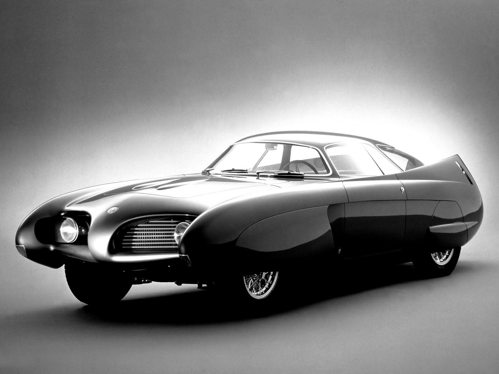 Alfa Romeo B.A.T 5 - 2