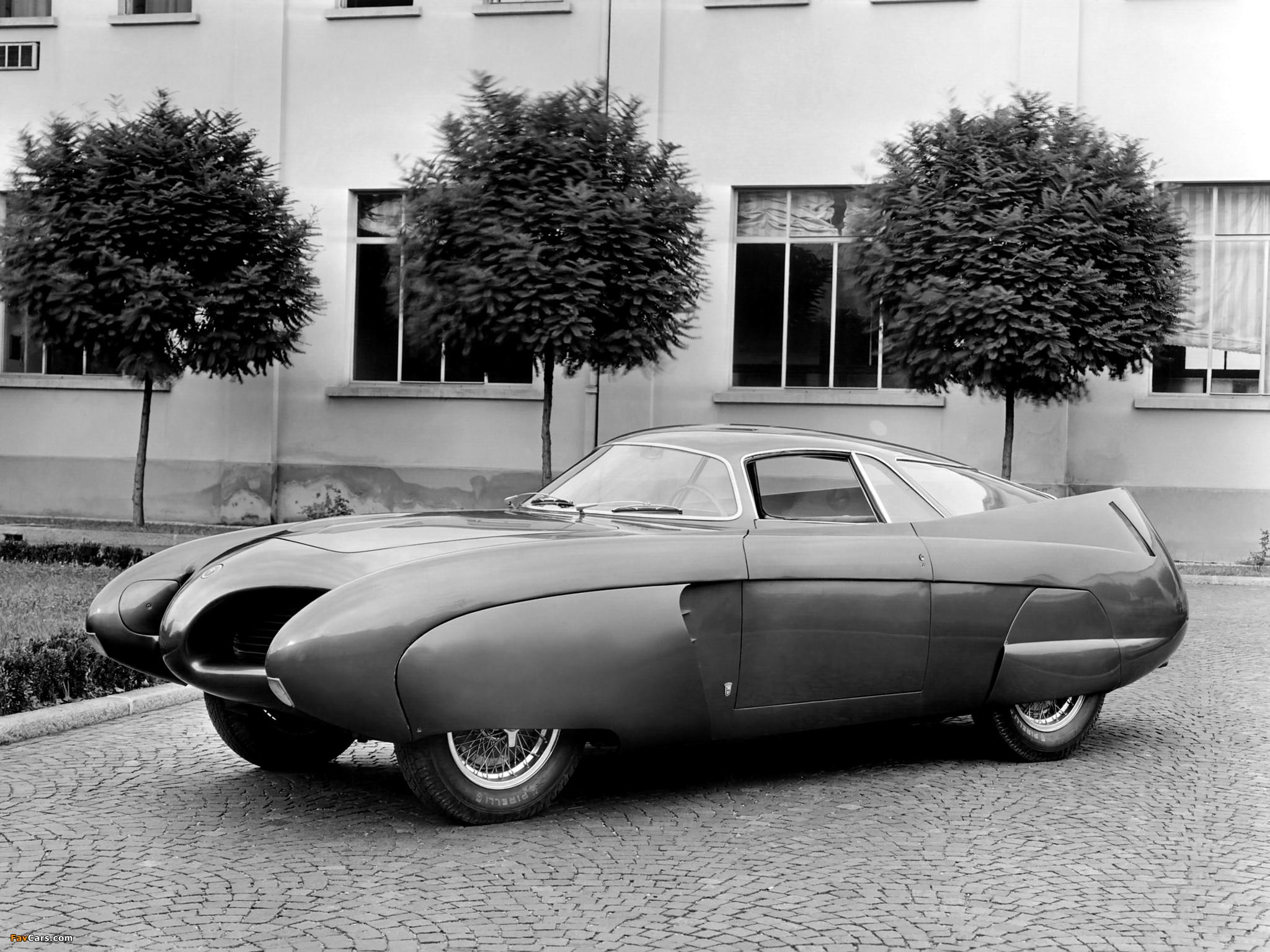 Alfa Romeo B.A.T 5 - 3