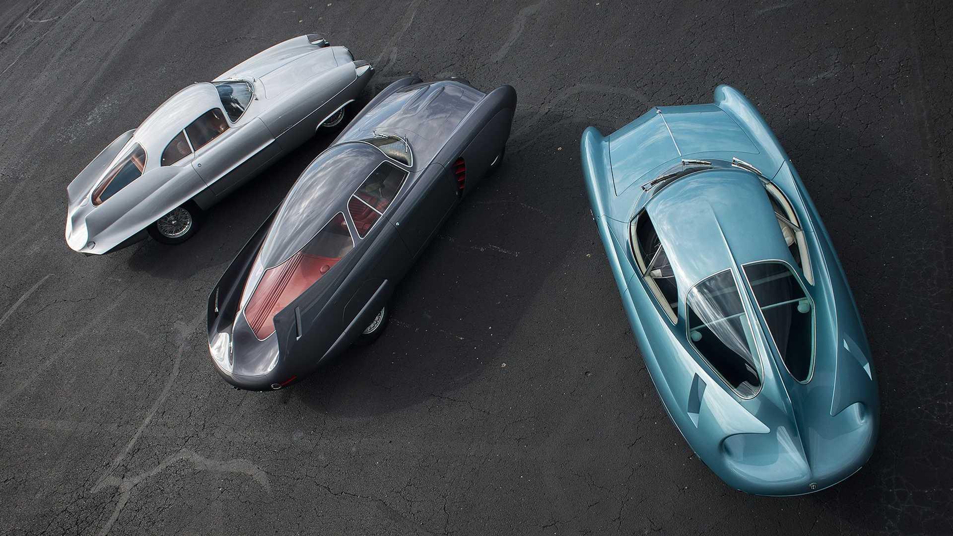Alfa Romeo BAT Collection - 2