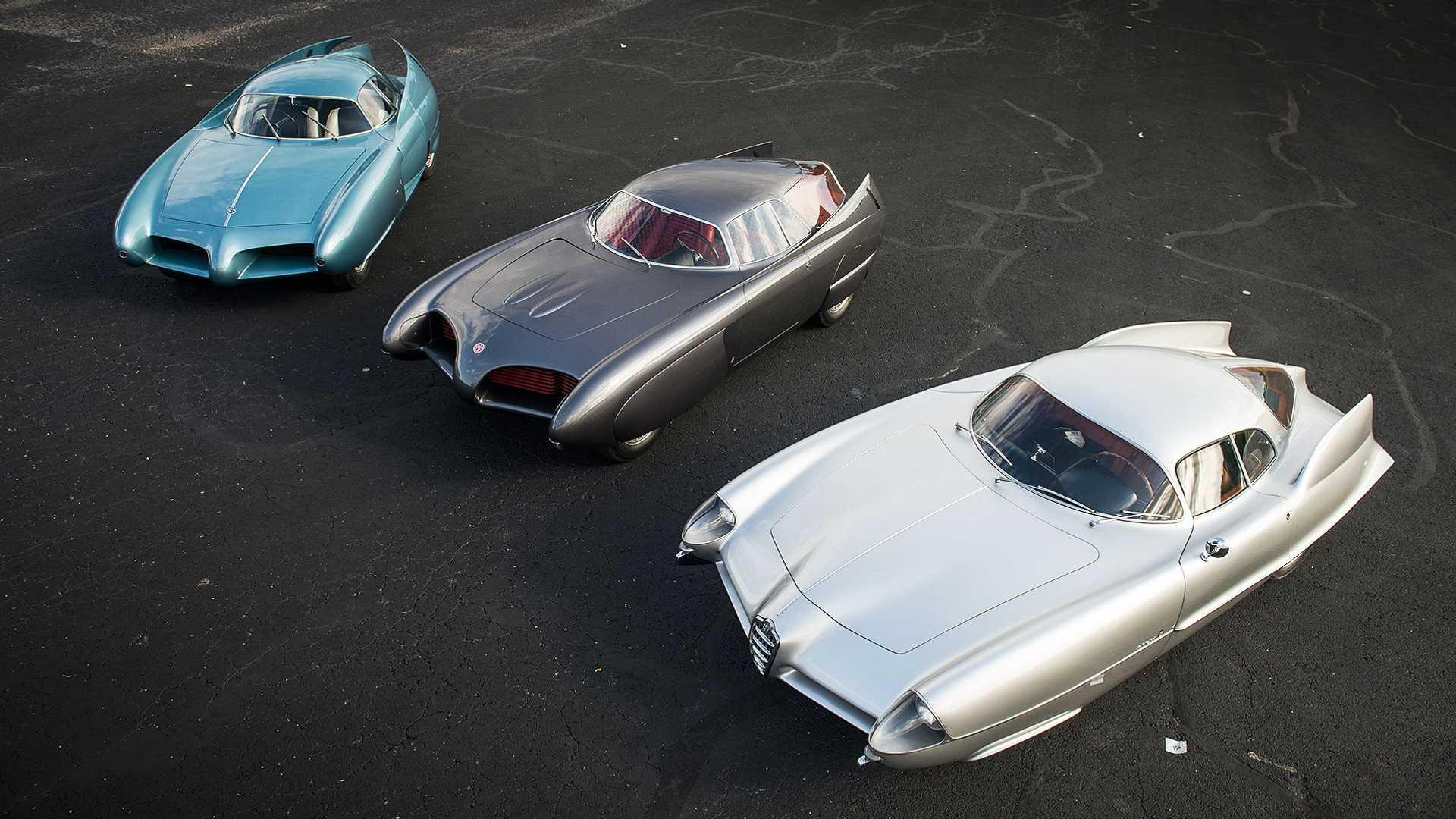 Alfa Romeo BAT Collection - 3