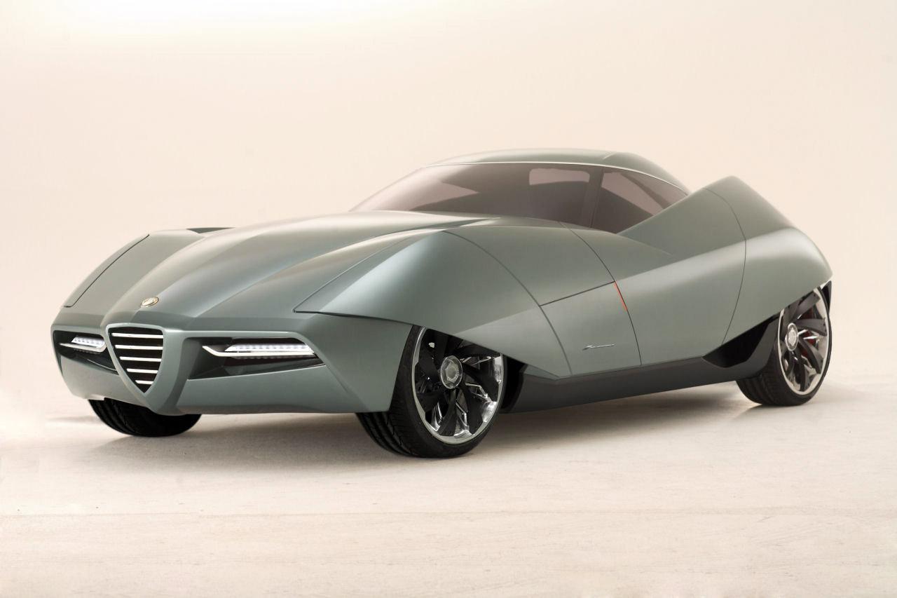 Alfa Romeo bertone B.A.T 11 - 1